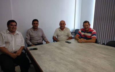 Reunión con Presidente de FACPET