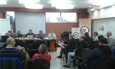 Asamblea General de Matriculados