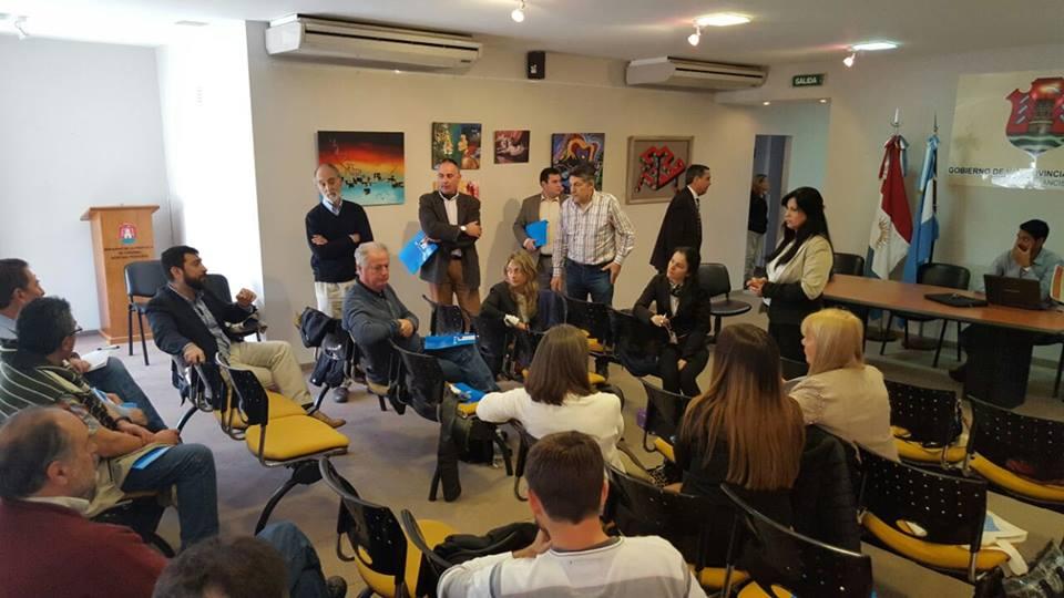 Reunión – Centro de la Argentina