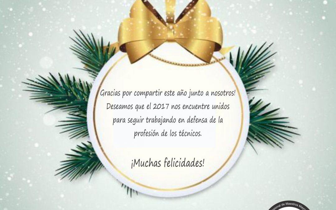 Felices Fiestas!