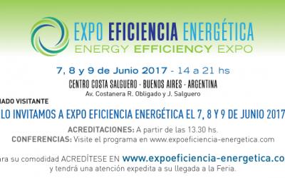 Expo Eficiencia Enérgetica Argentina 2017