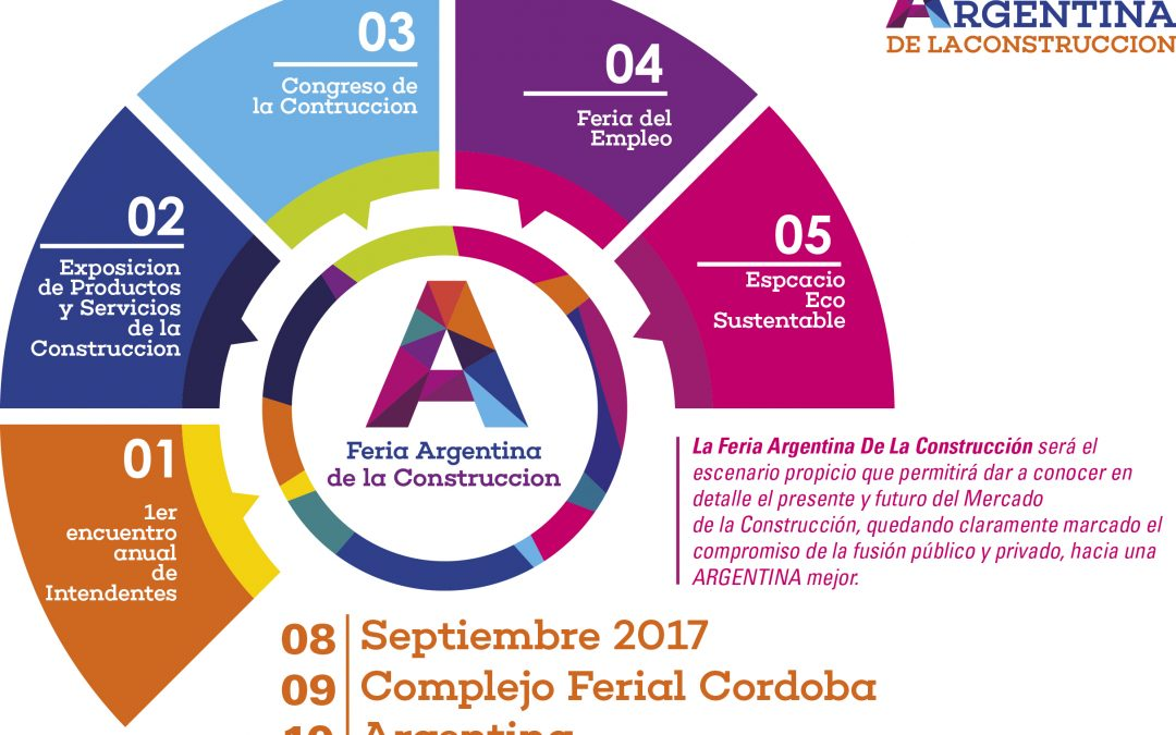 Feria Argentina de la construcción en Córdoba
