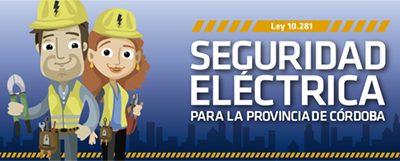 LEY DE SEGURIDAD ELÉCTRICA