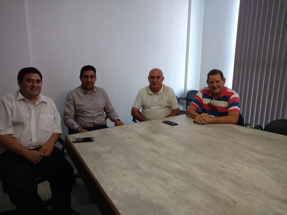 Reunión con Presidente de FACPET 1