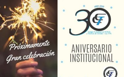 Aniversario – Gran Celebración