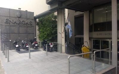 Gestiones del Colegio ante el ENARGAS Buenos Aires