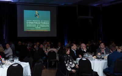 Acompañamos a los Técnicos Constructores Universitarios en su 30º Aniversario