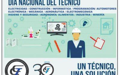 Día nacional del técnico