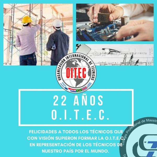 22 años de OITEC
