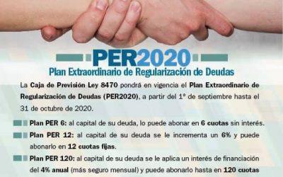 PLAN EXTRAORDINARIO DE REGULARIZACIÓN DE DEUDAS