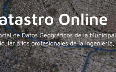 CATASTRO MUNICIPAL (Ciudad de Córdoba) INFORMA