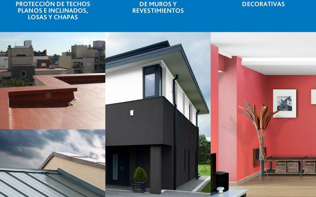 Capacitación virtual: Plavicon Impermeabilizantes y protección de techos planos e inclinados