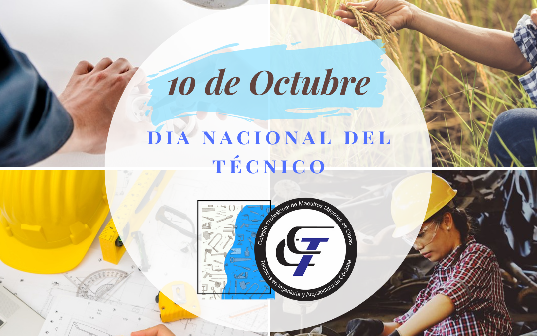 FESTEJAMOS HOY EL DÍA NACIONAL DEL TÉCNICO