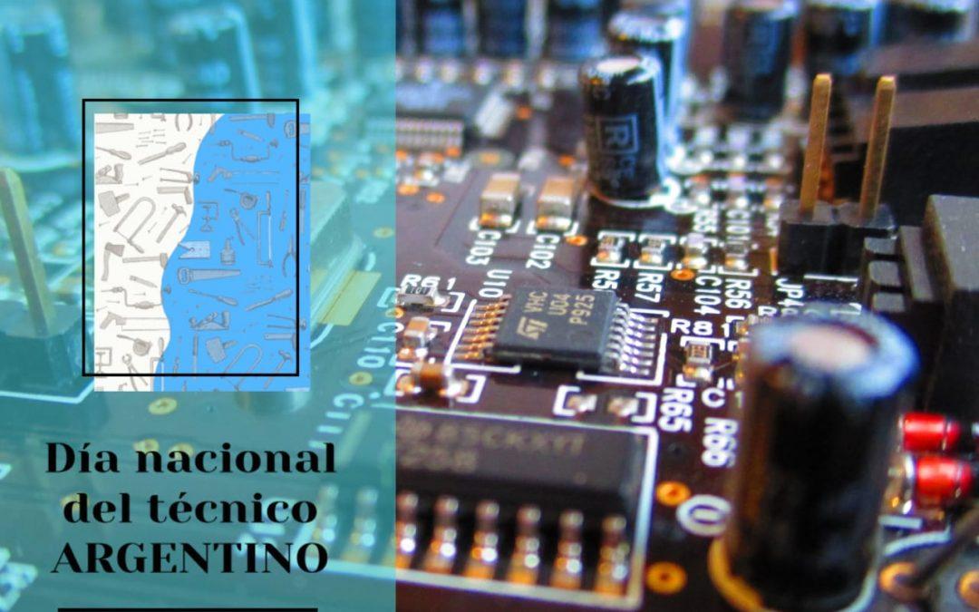 #MESDELTECNICO: Hoy, el TÉCNICO EN ELECTRÓNICA ¿Sabías que…