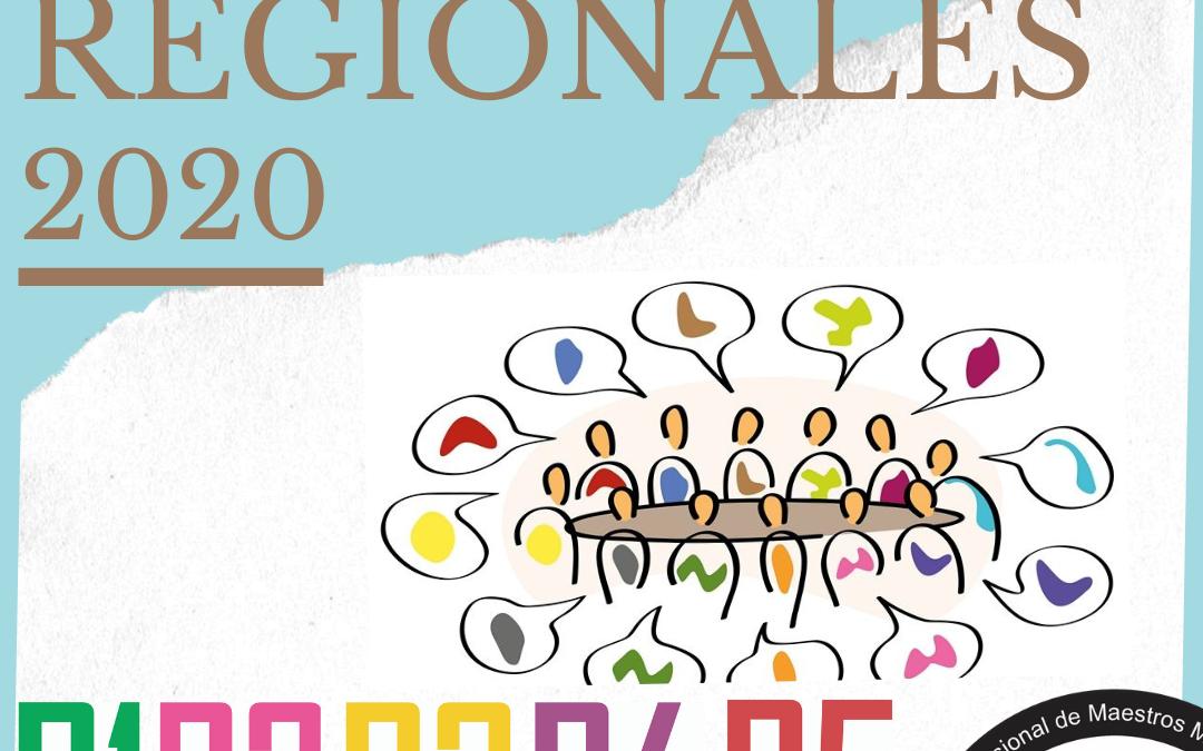 Asambleas Regionales